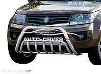 Защитная дуга для Suzuki Grand Vitara 2011-2015