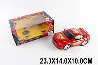"""Машина """"Тачки"""" батар., свет, звук, в коробке 23*14*10см (72шт/2)"""