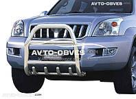 Защитная дуга переднего бампера Toyota Prado 120 (п.к. RR04)