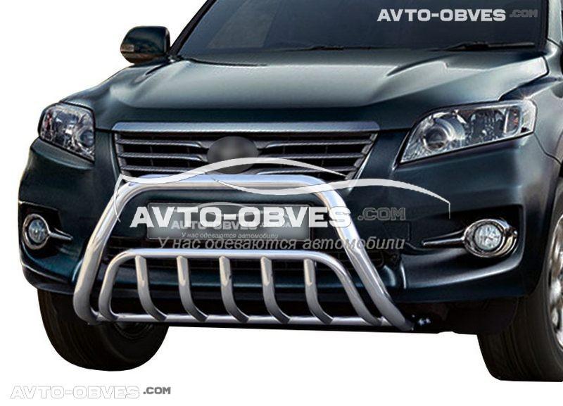 Кенгурін подвійний для Toyota Rav4