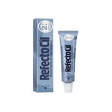 Краска для бровей и ресниц RefectoCil №2.1 (Темно синяя)