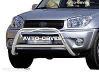 Кенгурятник Toyota Rav4 2000-2006  п.к. RR006