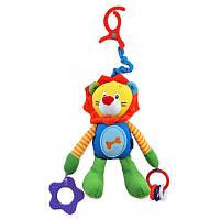 Плюшевая игрушка Baby Mix TE-8203-23L Лев