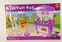 Детская кухня со световыми и звуковыми эффектами