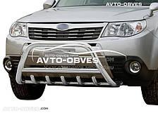 Кенгурятник для Subaru Forester 2008-2012