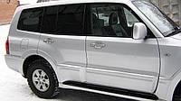 Подножка, порог Mitsubishi Pajero Wagon 3, MN136422HA, MN136422HD