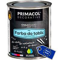 Грифельная краска Primacol 0.750л, фото 1