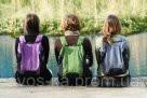 Рюкзаки и подростки.