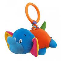 Плюшевая игрушка Baby Mix TE-8203G 13E Слоник