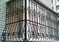 Решетки на окна и балкон, защити свой дом!