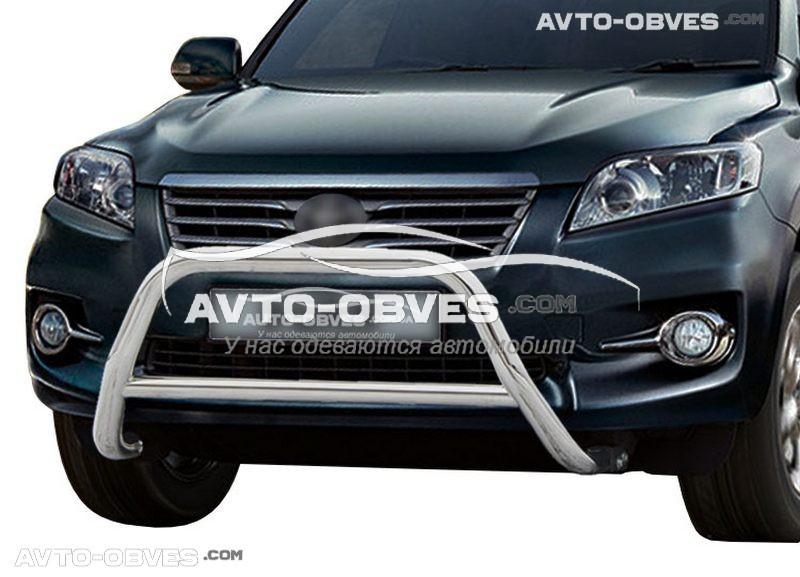 Штатний кенгурятник для Toyota Rav4 2010-2012 вир. код RR006