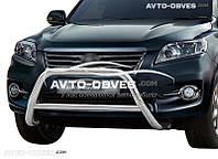 Штатный кенгурятник для Toyota Rav4 2010-2012  п.к. RR006