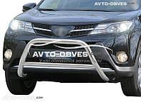 Штатный кенгурятник для Toyota Rav4 2013-2016  п.к. RR006