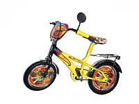 """Велосипед двухколёсный Mustang Hotwheels 16"""" дюймов***"""