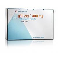 Гливек табл. п/пл.об. 400мг N30, Novartis Pharma,Швейцария