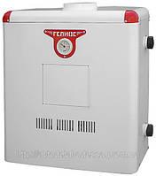 Газовый котел Гелиос АОГВ 10, дымоходный, универсальный