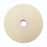 Фетровый круг для станка 200х25х32 мм.