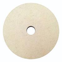 Фетровый круг для станка 250х25х32 мм.