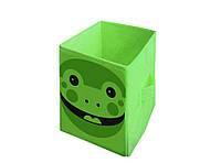 """Ящик для игрушек """"Жабка"""", 25*25*38см"""