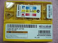 Твердосплавные пластины сменные для резцов TCMT16T308 US735 MITSUBISHI