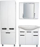 Комплект мебели для ванной Грация 85 Т16-Z11-П60