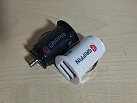 """Автомобильный адаптер питания USB """"GRIFFIN"""" 2А"""