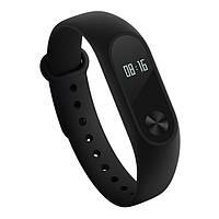 Фитнес-браслет Xiaomi Mi Band 2, Black, OLED дисплей 0.42', шагомер, трекер сна, пульсомер, калории, уведомдение о входящих вызовах, Bluetooth 4.0