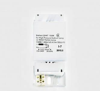 Балласт для натриевых ламп ДНАТ 150W 220V 1.80A
