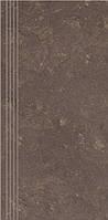 Плитка напольная Keramin Атлантик 3Т, Ступени 600Х295