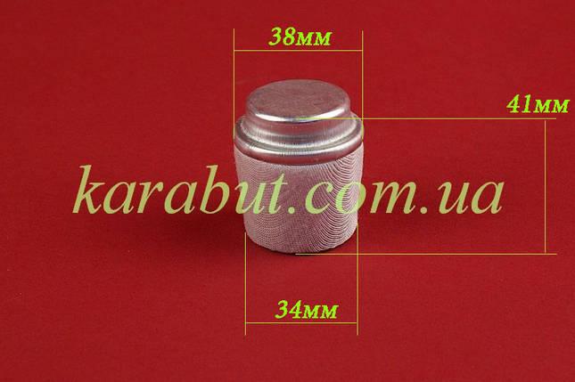 Пробка корковая для термоса в тканевом чехле №5 ( цена за 1шт в уп.3шт ), фото 2