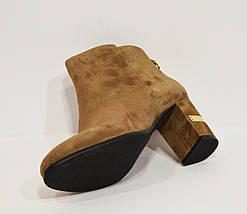 Женские замшевые ботиночки Gotti , фото 3