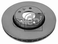 Тормозной диск передний Renault Trafic(2001-) Febi(22698)