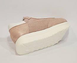 Женские розовые кроссовки Selesta , фото 3