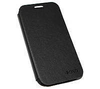 Чехол-книжка для смартфона Lenovo A706 Boso, Black