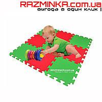 Напольный коврик-пазл для детей TOP-TOP 300х300х8мм набор из 9шт