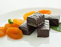 Мармелад Восточный с курагой в шоколадной глазури