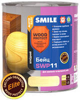 Бейц SWP 11 алкидный «WOOD PROTECT Elite» Черное дерево 0,75 л