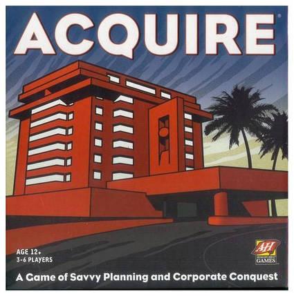 Настольная игра Acquire (Отели), фото 2