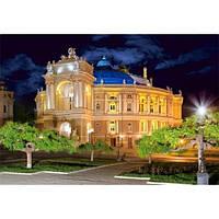 Пазлы Castorland Оперный театр Одесса 0649, 1500 элементов