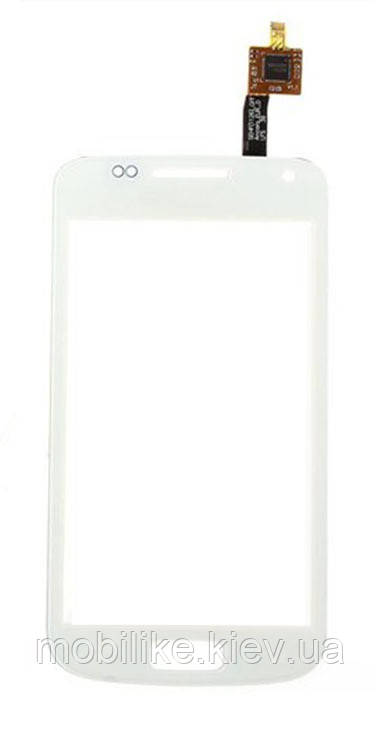 Сенсорный экран Samsung i8150 белый