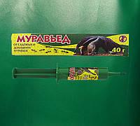 Гель, средство от муравьев, Муравьед 40 г