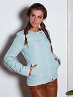 Женская демисезонная куртка плащевка  от 42-50