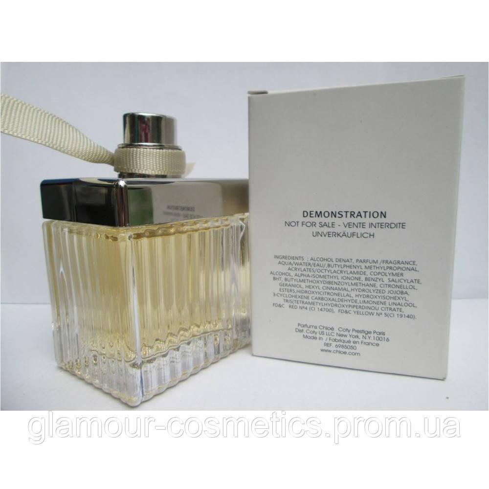 тестер Chloe Eau De Parfum продажа цена в киеве парфюмерия