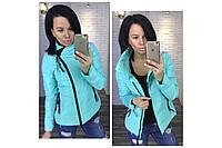 Женская демисезонная куртка плащевка  3 цвета