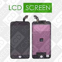 Дисплей для iPhone 6 Plus с сенсорным экраном, черный, модуль ( дисплей + тачскрин )