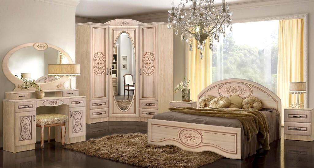 Спальня 1 Василиса Мастер Форм
