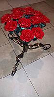 Роза кованая, фото 1