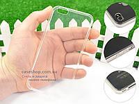Ультратонкий 0,3мм силиконовый чехол для Apple iPhone 6 (4.7)