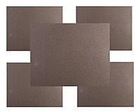 Intertool HT-0031 Набор наждачной бумаги влагостойкой 15шт (80,180,320)