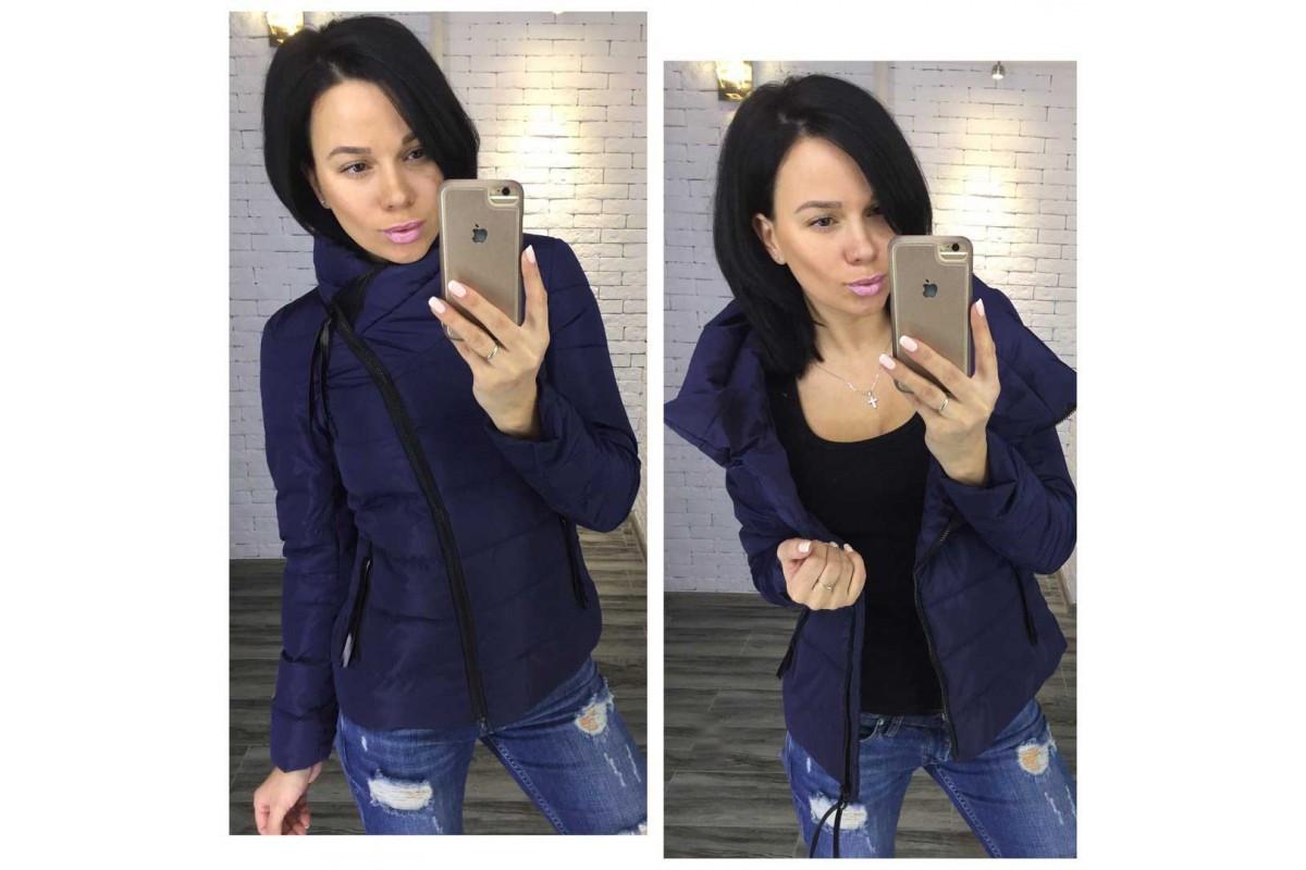 Женская демисезонная куртка Алиса  3 цвета р.50,52,54  - Web-покупки УСПЕХ - Модная одежда оптом и в розницу  в Киеве